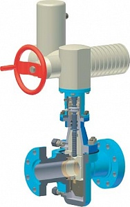 Pipeline gate valves